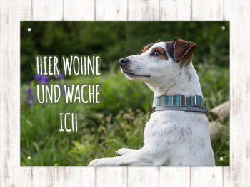 Hundeschild Wachhund