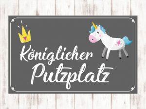 Putzplatz