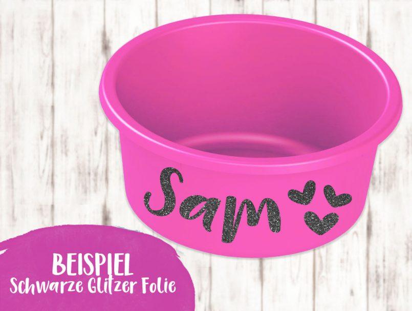 Sophie_Kunterbunt_Futterschüssel_individuell_pink