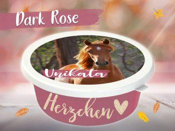 Futterschüssel *Herbst Edition* Dark Rose
