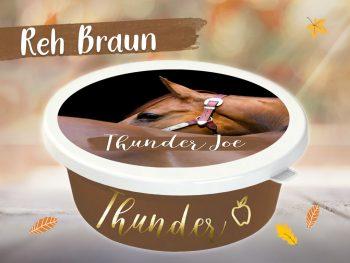 Futterschüssel *Herbst Edition* Reh Braun
