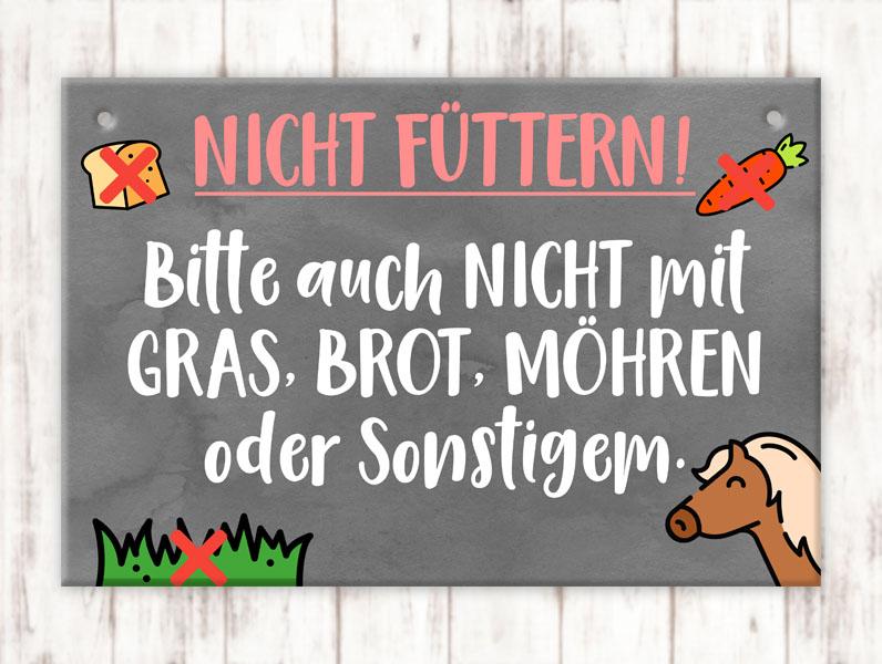 Sophie_Kunterbunt_Warnschild_Füttern